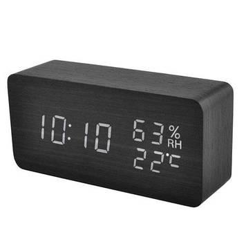 Часы электронные сетевые VST VST-862S-6
