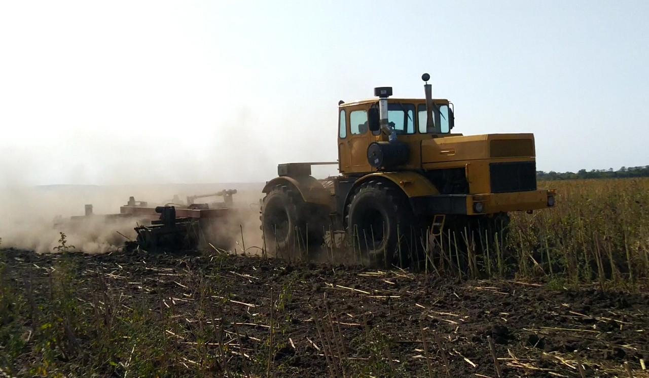 Ремонт и переоборудование тракторов, модели К-700А\К-701 на двигатель Volvo