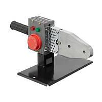 Паяльник для пластиковых труб INTERTOOL RT-2111 850 Вт, 0-300°C, насадки 20-63 мм, металлический кейс