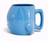 Кружка Balvi Aquarium керамічна синя, фото 1
