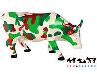 Коллекционная статуэтка корова Fatigues, Size M, фото 1