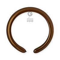 Кулі ШДМ D4 260 пастель №48 коричневі
