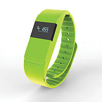 Фитнес трекер Keep fit, зелёный