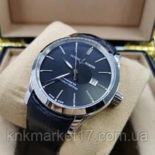 Ulysse Nardin Black-Silver