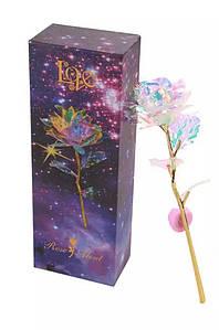 Цветок в коробке AAA 132698P