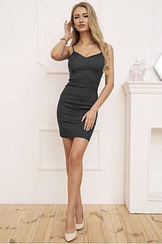 Платье женское черное размер S AAA 130544S