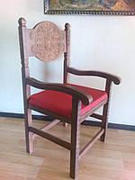 Стілець трон