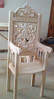 Кресло трон 6