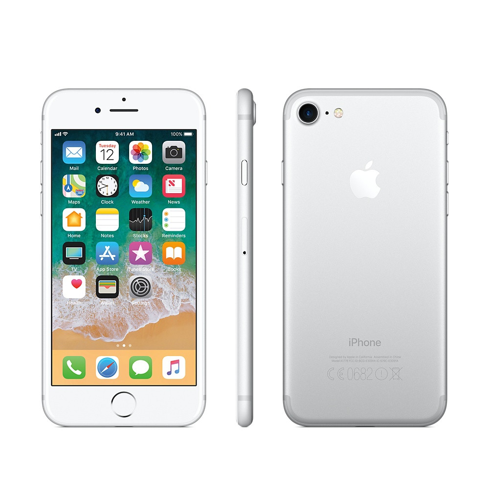 Apple iPhone 7 128GB Silver NEW!!!