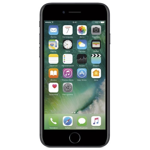 IPhone 7 128Gb Black. NEW!