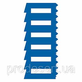 Шпатель 13 кондитерский текстурный 9*20 см (3D)