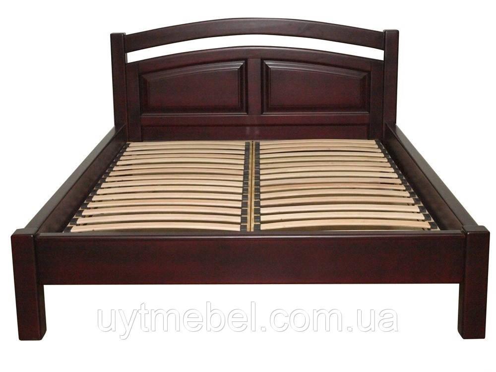 Ліжко Соната 2 1600 з під'ємним хутро. яблуня (Альбена)