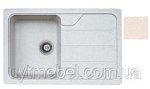 Мийка 7850 Verona граніт матова топаз (Platinum)