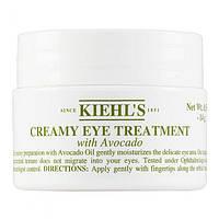 Крем для кожи вокруг глаз с авокадо Kiehl`s Creamy Eye Treatment With Avocado, 14г