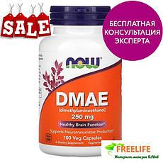 DMAE, Дмае 250 мг, Дмае, капсули для поліпшення роботи мозку, офіційний сайт