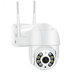 Уличная поворотная IP WiFi камера Besder BES-A8 1080P. iCSee