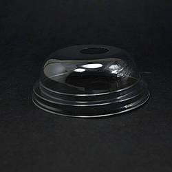 Крышка купольная с отверстием для стакана РЕТ 300,350,400,500 уп/100 штук