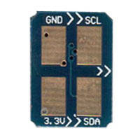 Чип для картриджа Samsung CLP-350/350N Cyan RMT (WWMID-82149)