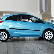 Молдинги на двері для Ford Ka Mk2 2008-2016