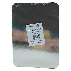 Кришка алюм. фольги 100шт (SP64L) (1 пач.)