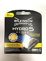 Касеты Wilkinson Hydro 5 , 6 шт