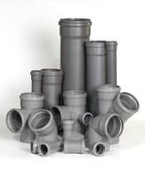 Полипропиленовые канализационные трубы для внутренней канализации d=32x1000 мм
