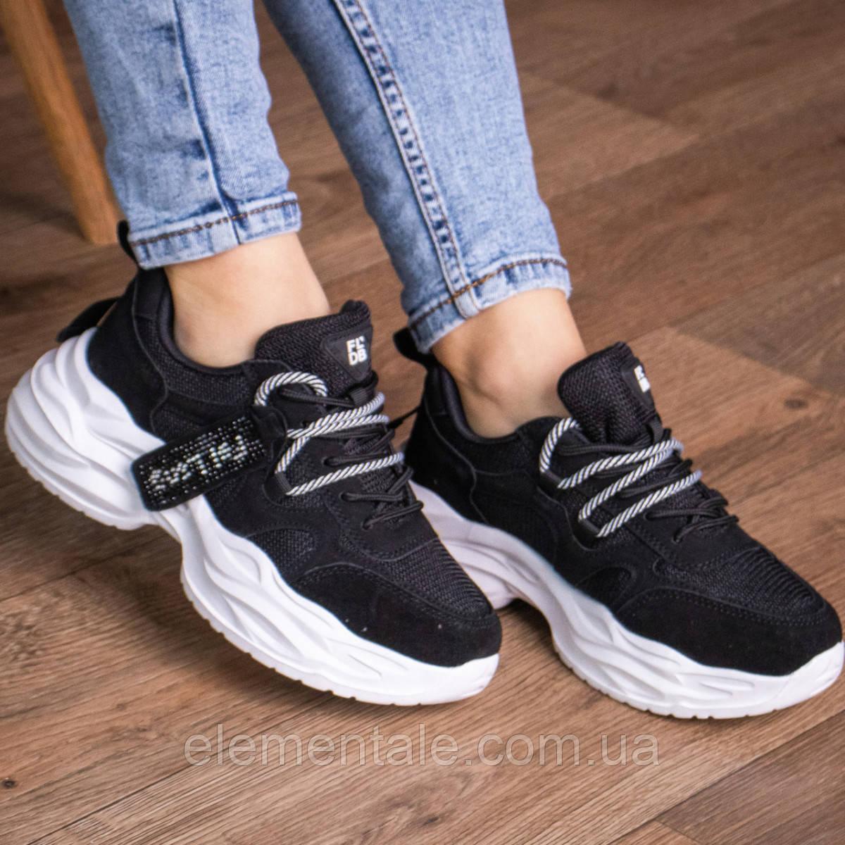 Кросівки жіночі 41 розмір 25,5 см Чорні