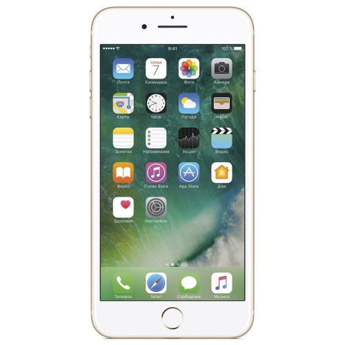 IPhone 7 Plus 128Gb Silver. NEW!