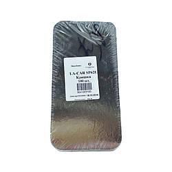 Крышка для контейнера SP62L алюминиевая-картонная 100шт/уп