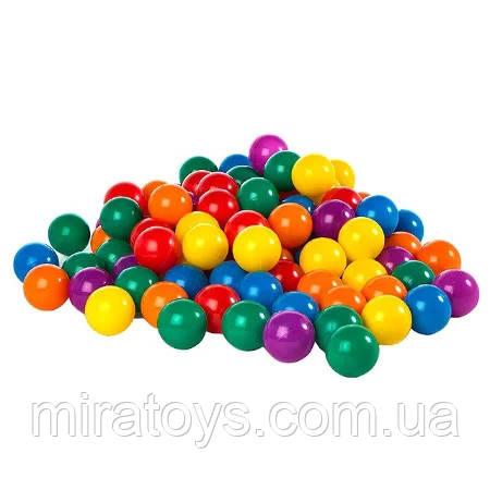 Кульки, м'ячі для сухого басейну 50 шт d-8