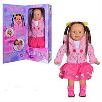 Интерактивная кукла Tongde 1048054 R/MY 043 Танюша