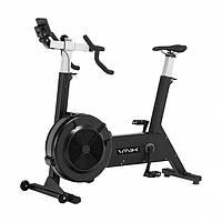 Велотренажер VNK BikeErg C2 PRO до 180 кг черный