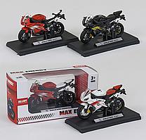 Мотоцикл металлопластик HX 812