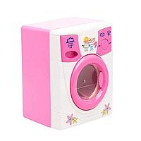 Детский игровой набор бытовой техникиPlay Smart стиральная машина с водой Уютный дом, вращающийся барабан,