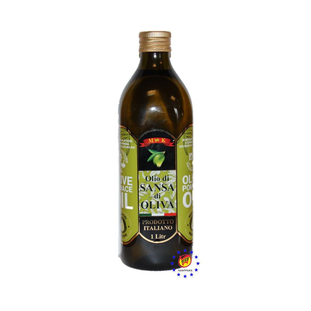 Оливковое масло M&K 1л