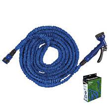 Растягивающийся шланг TRICK HOSE 10-30 м, синий,  WTH1030BL-T
