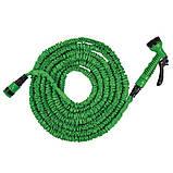 Растягивающийся шланг, набор TRICK HOSE, 7-22  м (зеленый), пакет, WTH0722GR-T-L, фото 2