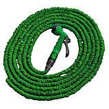 Растягивающийся шланг, набор TRICK HOSE, 7-22  м (зеленый), пакет, WTH0722GR-T-L, фото 3