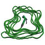 Растягивающийся шланг, набор TRICK HOSE, 7-22  м (зеленый), пакет, WTH0722GR-T-L, фото 4