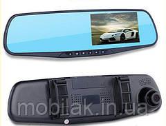 Видеорегистратор-зеркало DVR L6000 с одной камерой и экраном
