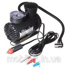 Автомобильный компрессор Air Pomp MJ004, для подкачки шин, автонасос