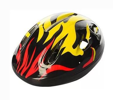 Захисний шолом для катання на велосипеді MS 0013 Чорний