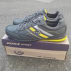 Кроссовки кожаные Bona р.44, фото 6