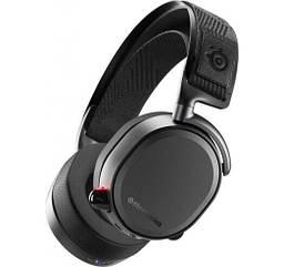 Ігрові навушники SteelSeries Arctis Pro Wireless Black