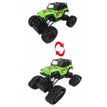 Машина-вездеход на радиоуправлении А-Toys 8897-185 зелёный