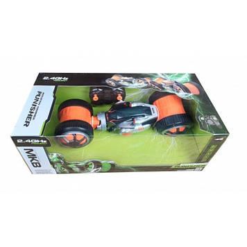 Машинка на радиоуправлении Metr+ 5588-615 оранжевый