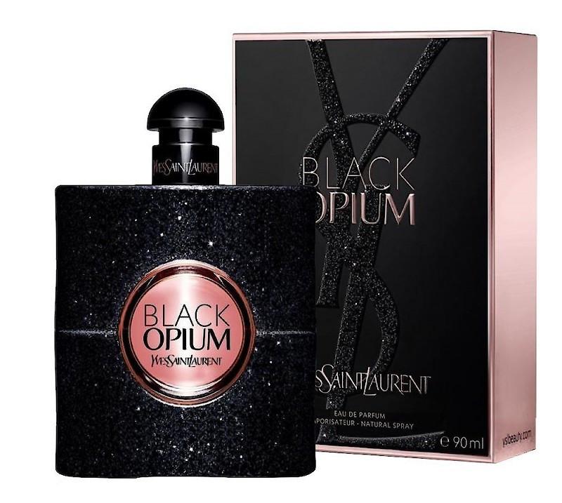 Жіноча туалетна вода Yves Saint Laurent Black Opium 90ml парфуми жіночий парфум Блек Опіум
