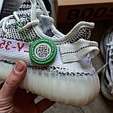 Кроссовки Adidas Yeezy boost 350 v2 Zebra, фото 3
