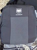 Чехлы на сиденья Dodge (Украина – Польша)