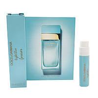 Dolce&Gabbana Light Blue Forever Pour Femme Парфюмированная вода (пробник)  0.8ml (3423220008750)